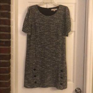 Loft Tweed Dress